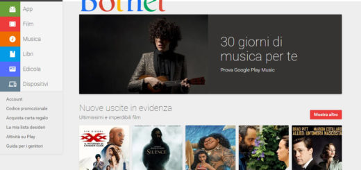 Google Play Botnet