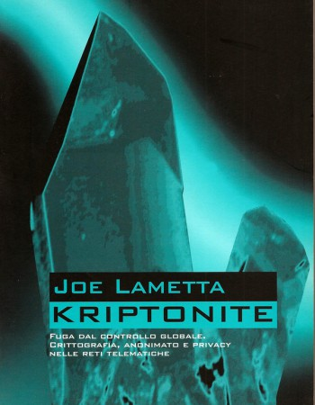 Joe Lametta - Kriptonite